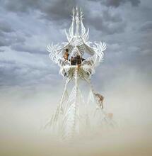 Star Seed, Burning Man 2012, foto ©Scott London