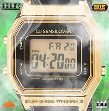 420 Dancehall Live Mixtape par DJ Sensilover