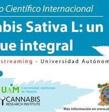 Congreso científico internacional de Cannabis