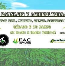 Evento online: Cannabis y agricultura