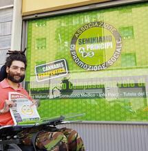 Torino: il Dispensario Compassionevole di Seminiamo Principi. Intervista al presidente Simone Stara