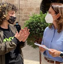 #MarihuanaEnMarcha en Les Corts Valencianes