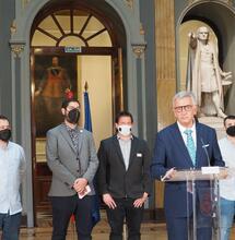 PP, PSOE y VOX votan contra abrir el debate en el Senado sobre la regulación del Cannabis