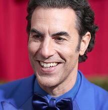 Sacha Baron Cohen sues dispensary over ad featuring Borat.