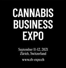 Cannabis Business Expo du 11 au 12 septembre à Zurich