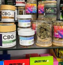 Cannabis Delta-8-THC