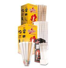 Cônes Flamez en paquets de 64 unités et de 1000 unités