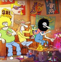 Interview de Courtney Solomon, créateur de la série animée The Freak Brothers