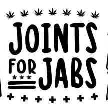 "Una canna se ti vaccini: a Washington la campagna ""Joints for Jab"""