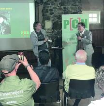 Derrick Bergman krijgt Koos Zwart Award 2021