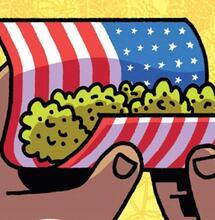 L'histoire de la prohibition en bande dessinée