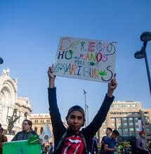 México muy cerca de la regular la mariguana