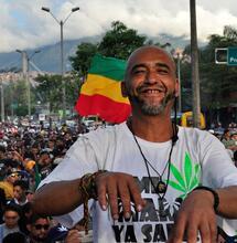 Falleció Olmes decano activista cannábico
