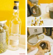Cómo hacer tintura de marihuana.