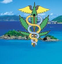 Le Isole Vergini Americane legalizzano la cannabis terapeutica
