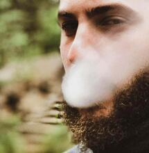 vůně a zápach marihuany