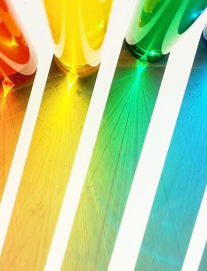 Jak barevné spektrum ovlivňuje rostliny
