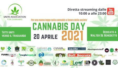 420 Cannabis Day dall'Hemp Club di Milano a tutta Italia