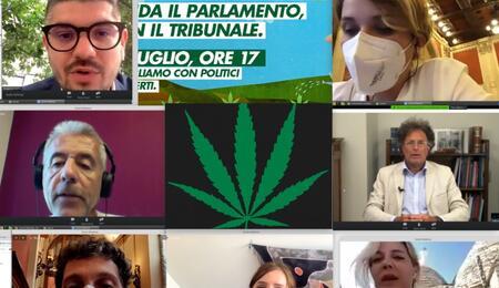 Il dibattito proposto dall'associazione Luca Coscioni