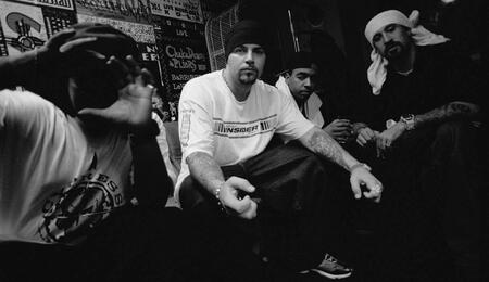 archive photo from Cypress Hill.