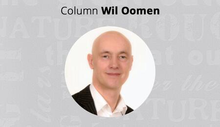 Column Wil Oomen