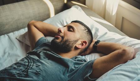 Konopí pro lepší spánek