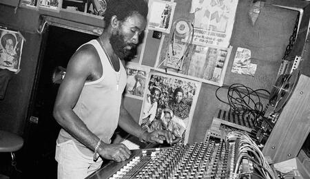 """RIP Lee """"Scratch"""" Perry"""