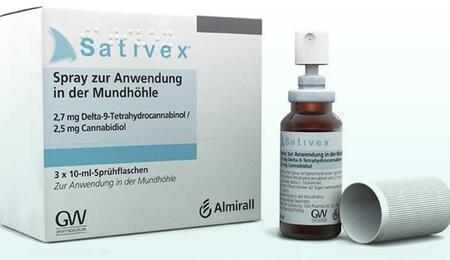 Le Royaume-Uni va mener des essais sur le spray buccal au cannabis Sativex comme traitement des tumeurs cérébrales
