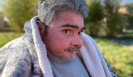 Walter De Benedetto coltiva cannabis per la propria salute