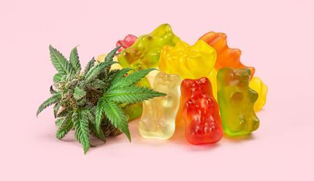 Le caramelle alla cannabis sono le più amate