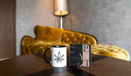 cannabis brand and design.