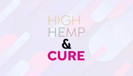 high hemp cure