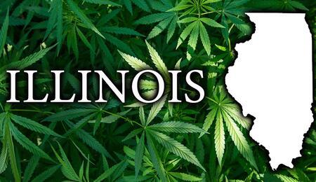 In Illinois cancellate sanzioni amministrative e reati di lieve entità sulla cannabis