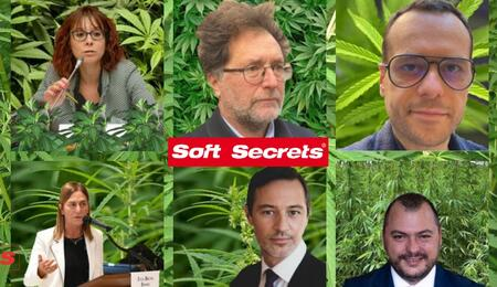 Legge sulla coltivazione personale di cannabis, intervista ai deputati Vianello e Romano