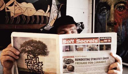 Soft Scrts: Il rapper lituano