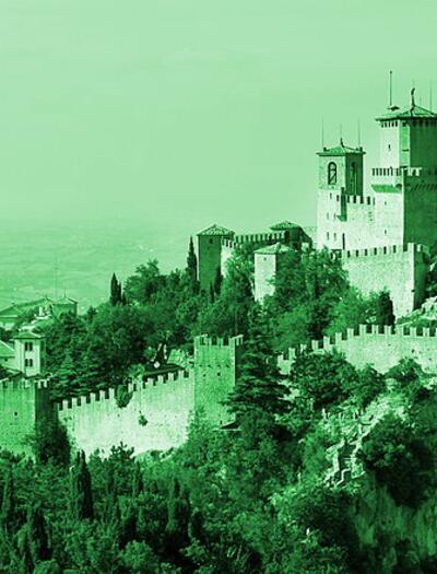 San Marino Green