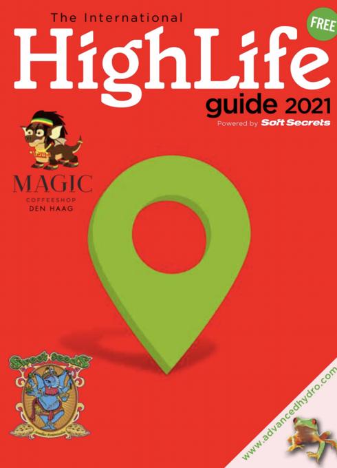HighLife Guide USA #2021