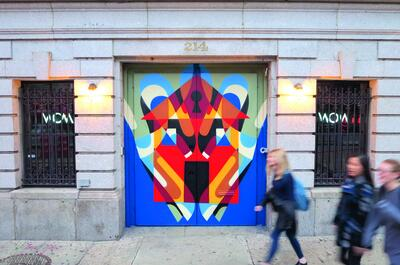 Home, Manhattan, New York 2015
