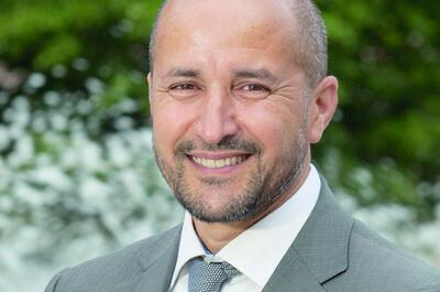 Burgemeester Ahmed Marcouch