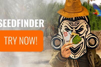 Seedfinder. Try me