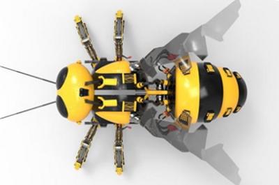 Los drones son el futuro y el presente del control en el cultivo de marihuana.