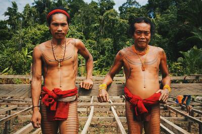indígenas-naturaleza