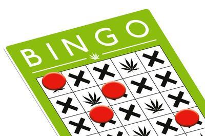 wiet bingokaart