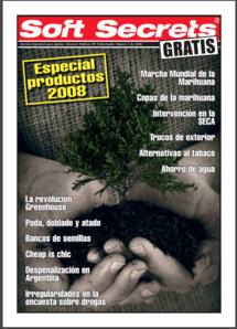 Soft Secrets Spanish 08-03